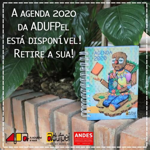 Agenda 2020 est� dispon�vel